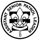 Assistant Senior Patrol Leader