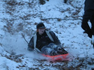 The Hopedale Mountain Slalom Course