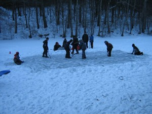 1st Annual Troop 4 Winter Classic