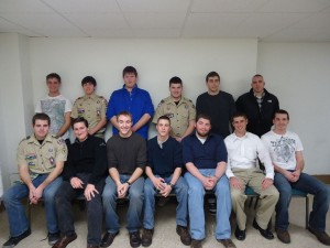 Eagle Scout Reunion 2011