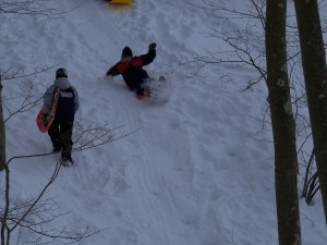 Psycho Sled Course
