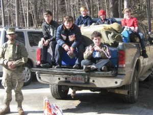 Monadnock Base Camp