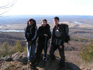 Holyoke range summit