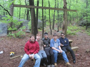 Troop 4 Carpenters