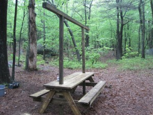 Venture Picnic Table Project