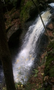 Royalston Falls - 40 ft drop!